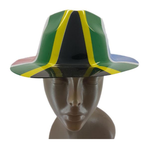 Plastic South African fireman hat1psd