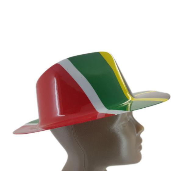 Plastic South African fireman hat2