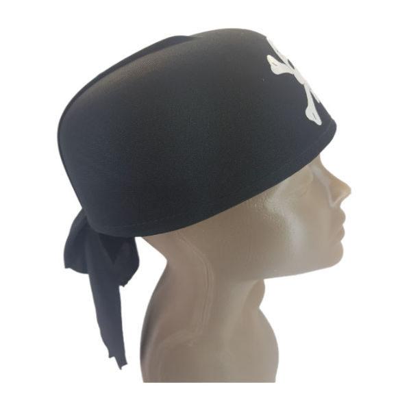 Black Pirate crew hat 2-