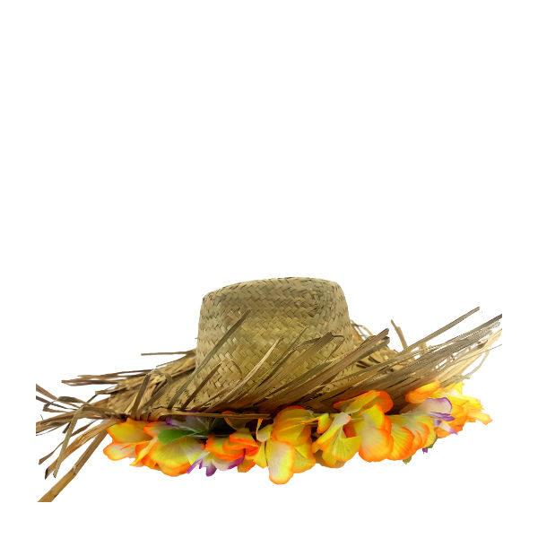 Hawaiien Luau Hat 1
