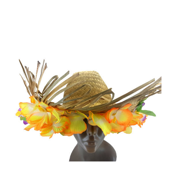 Hawaiien Luau Hat 2