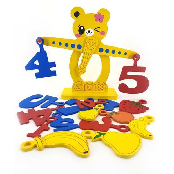 Bear play scale