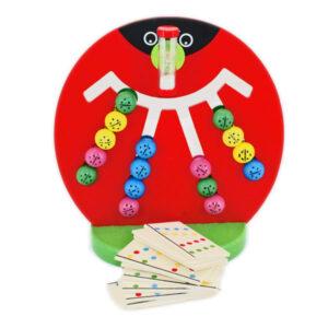 Board game stir the bead