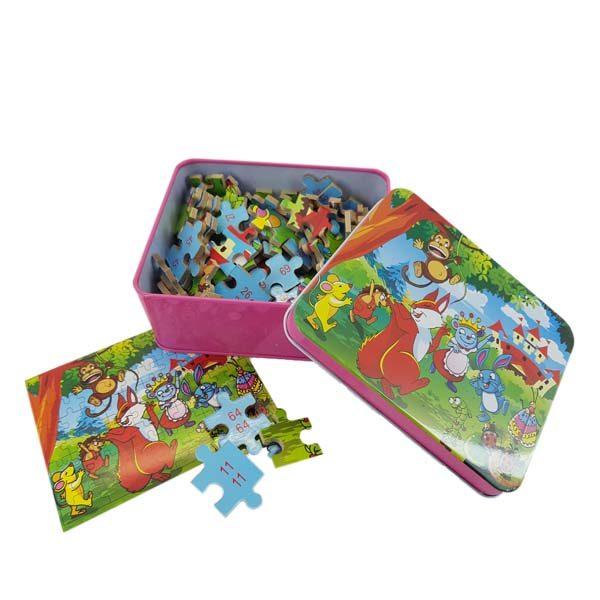Fairy creatures 80 piece puzzle