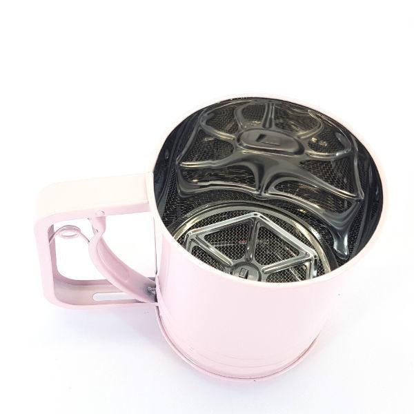 Kitchen light pink mug