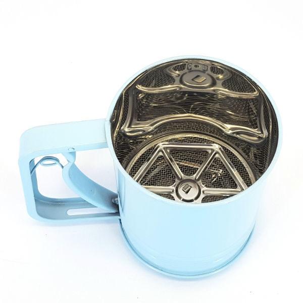 Kitchen-set-mug blue