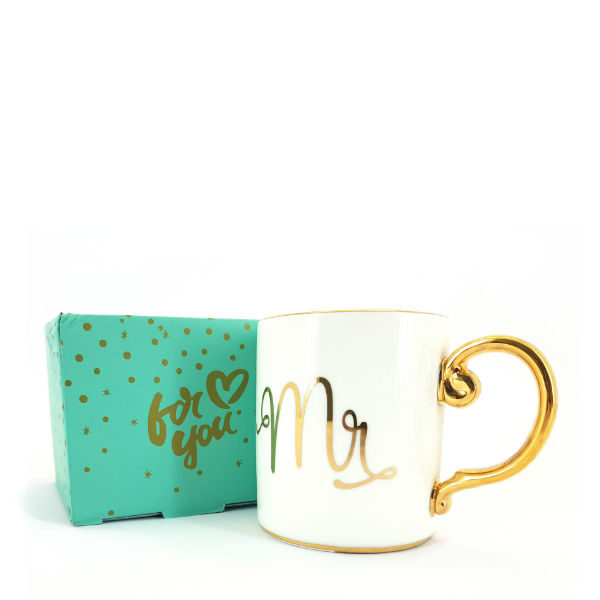 Mr cup with box