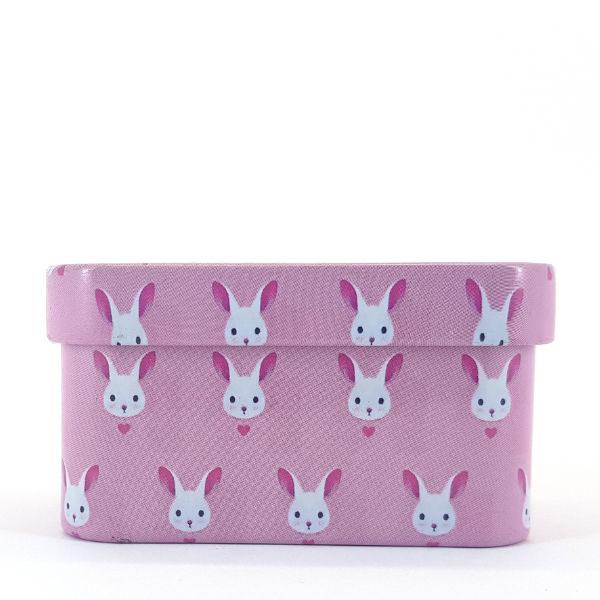 Rectangular Mini Bunny & Star