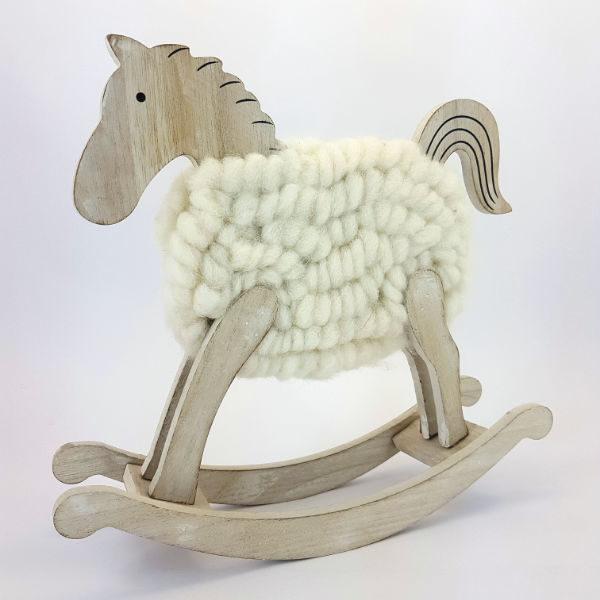 Cara Rocking horse