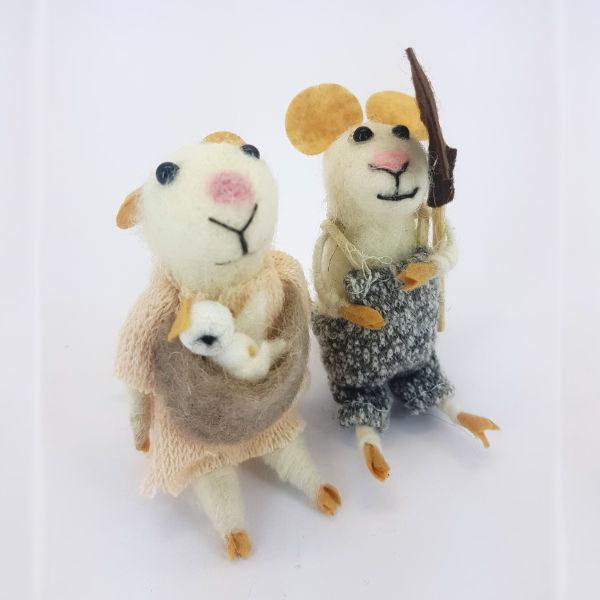 Worker mice