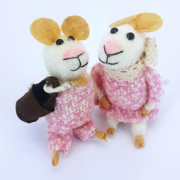 Shopping mice