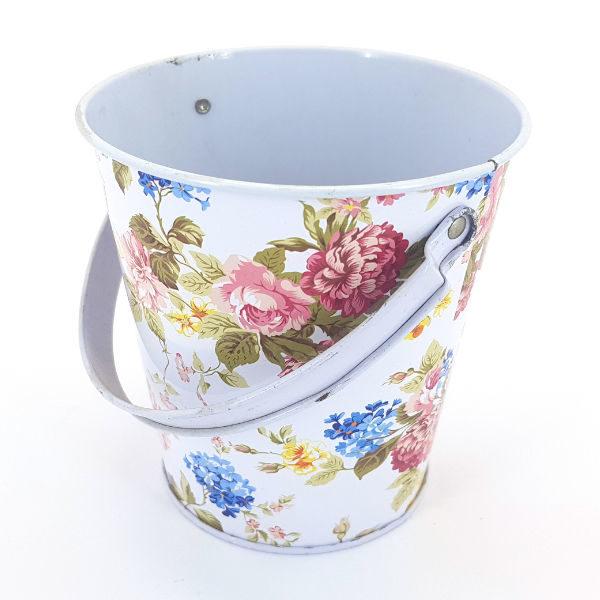Tin Bucket Floral Design