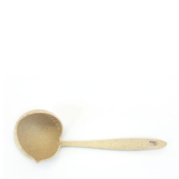 Soup spoon beige