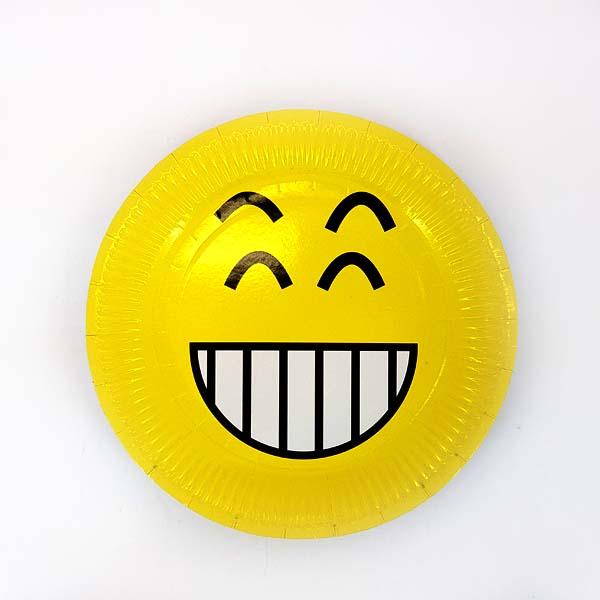 Super smile emoji