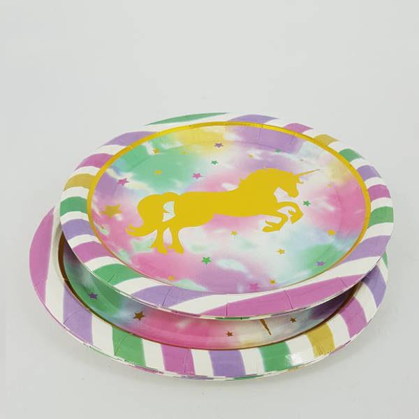 Unicorn Big plate