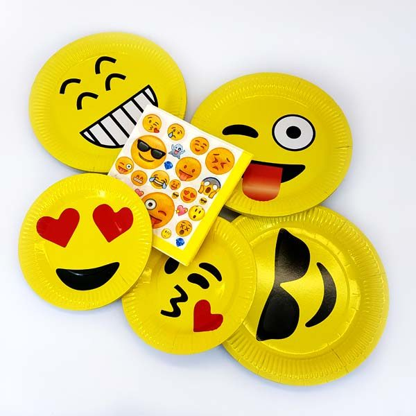 emoji smily party