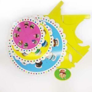 3Tier DIY Cupcake Stand