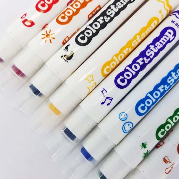 Colour & Stamp Marker3