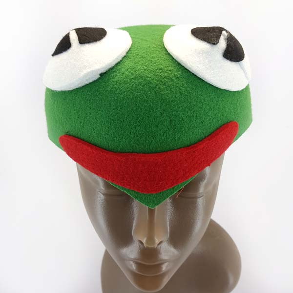 Froggy headpiece