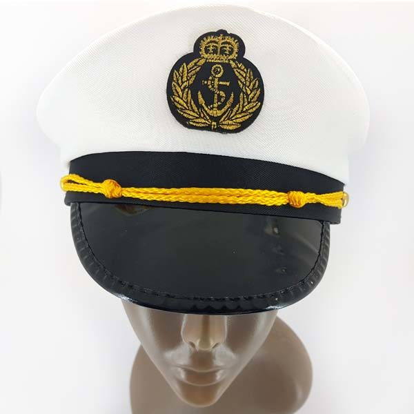 Navy Captain Sailor hat