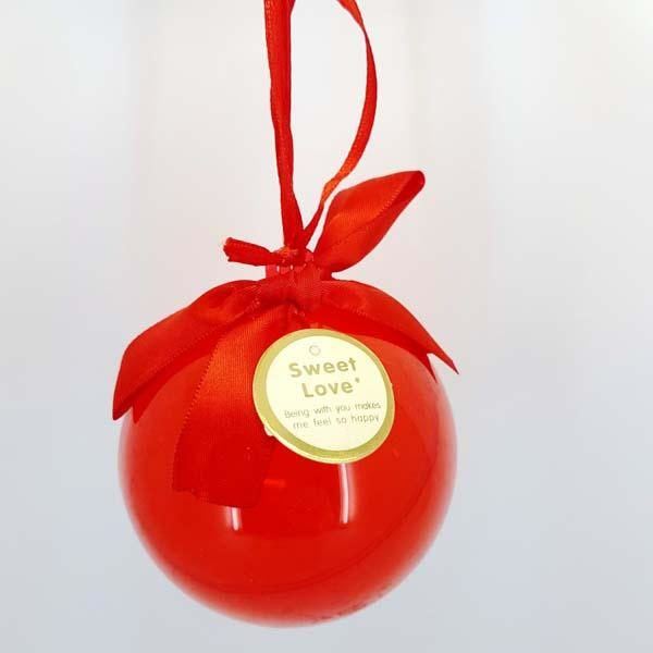 Personalised Ornament Ball