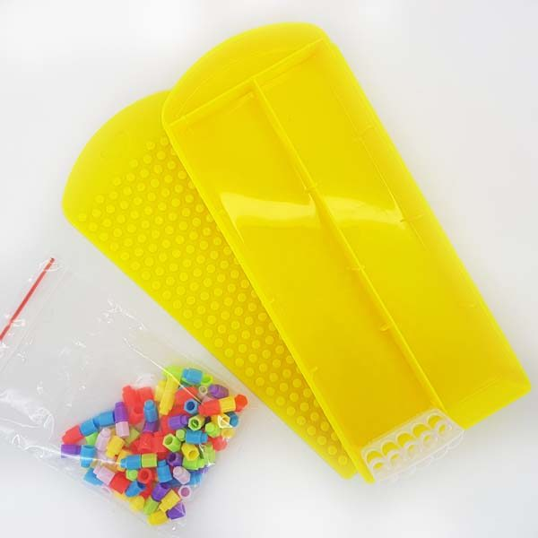 Playful Pencil Case Yellow