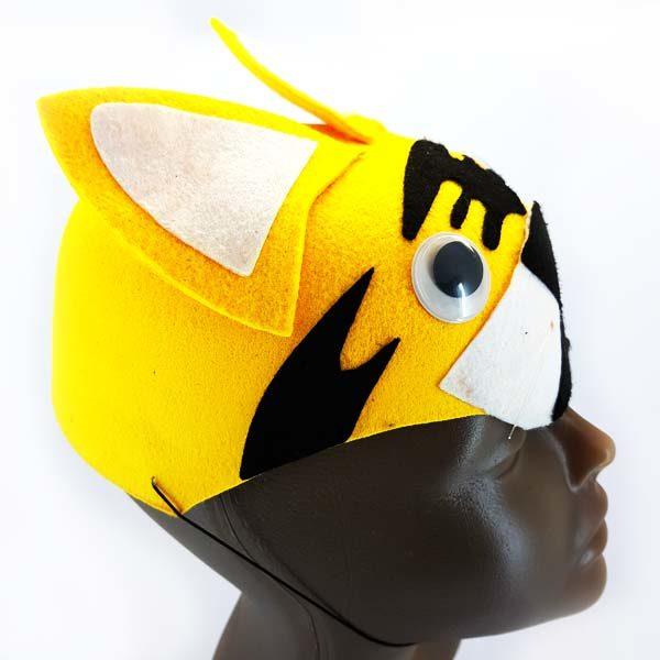 Tiger headpiece