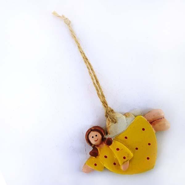 Yellow Dress Angel