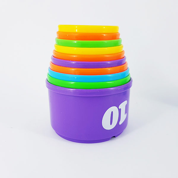 Overlap cups for Girls